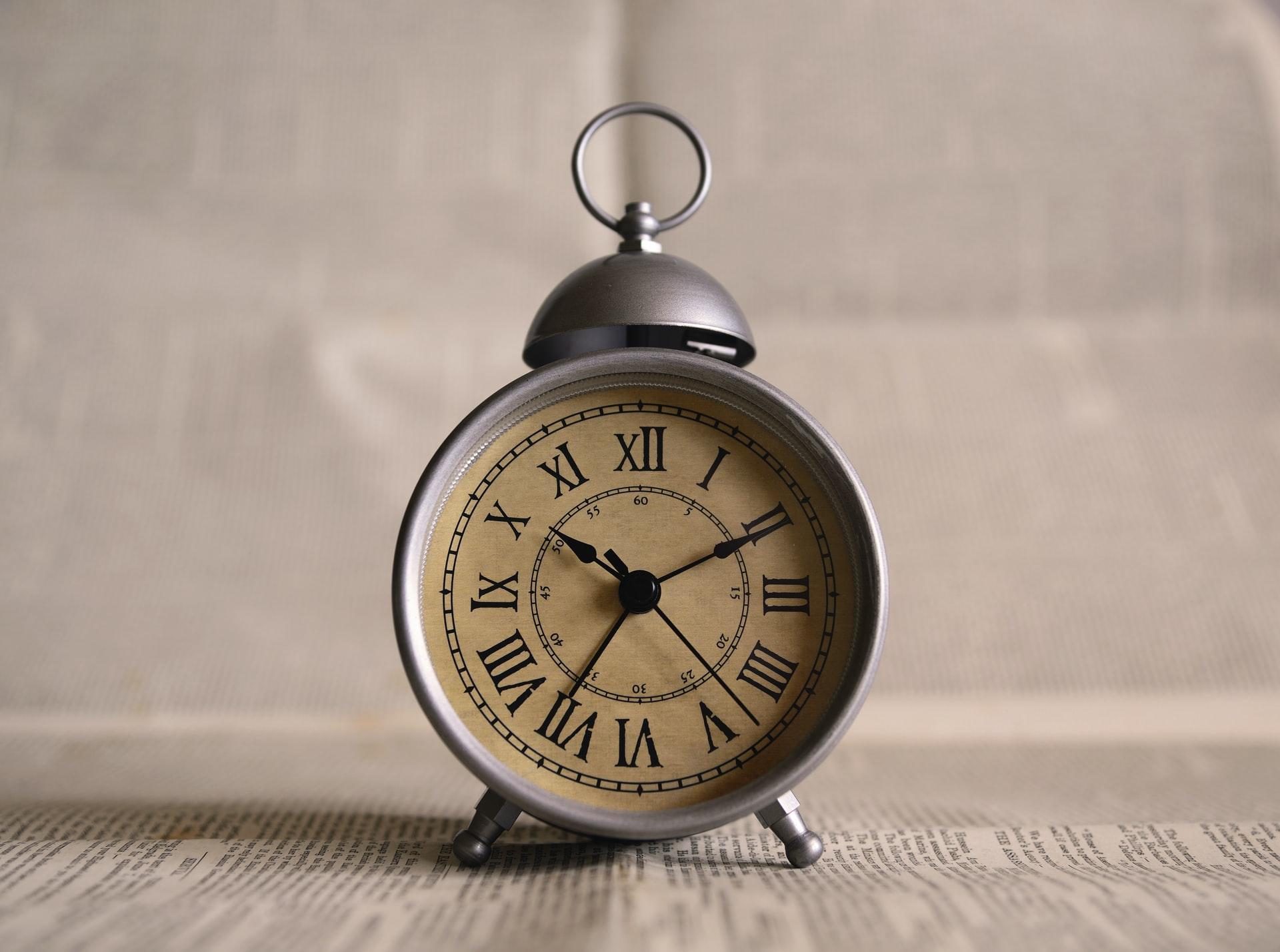 時間を生み出す